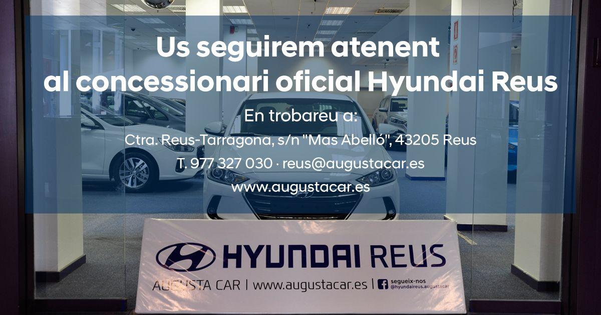 L'experiència al Pallol de Hyundai Reus ha estat molt profitosa