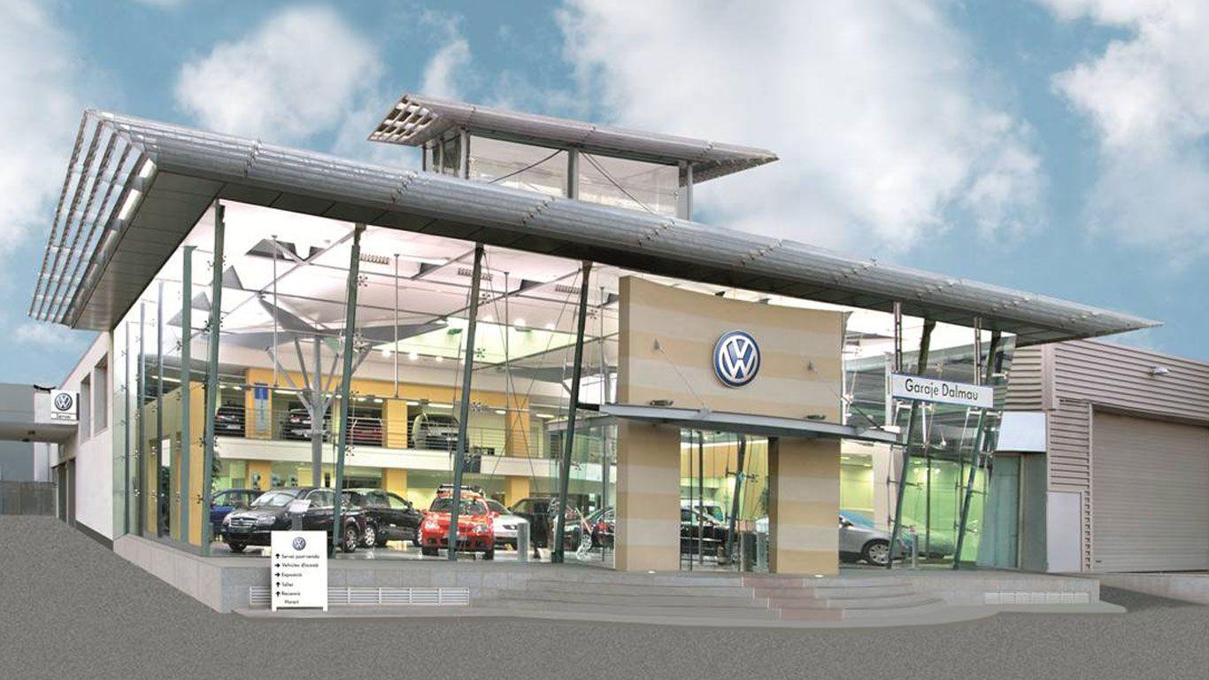 Volkswagen Garaje Dalmau