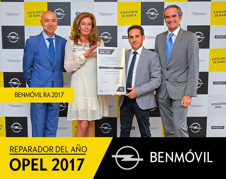 REPARADOR DEL AÑO 2017