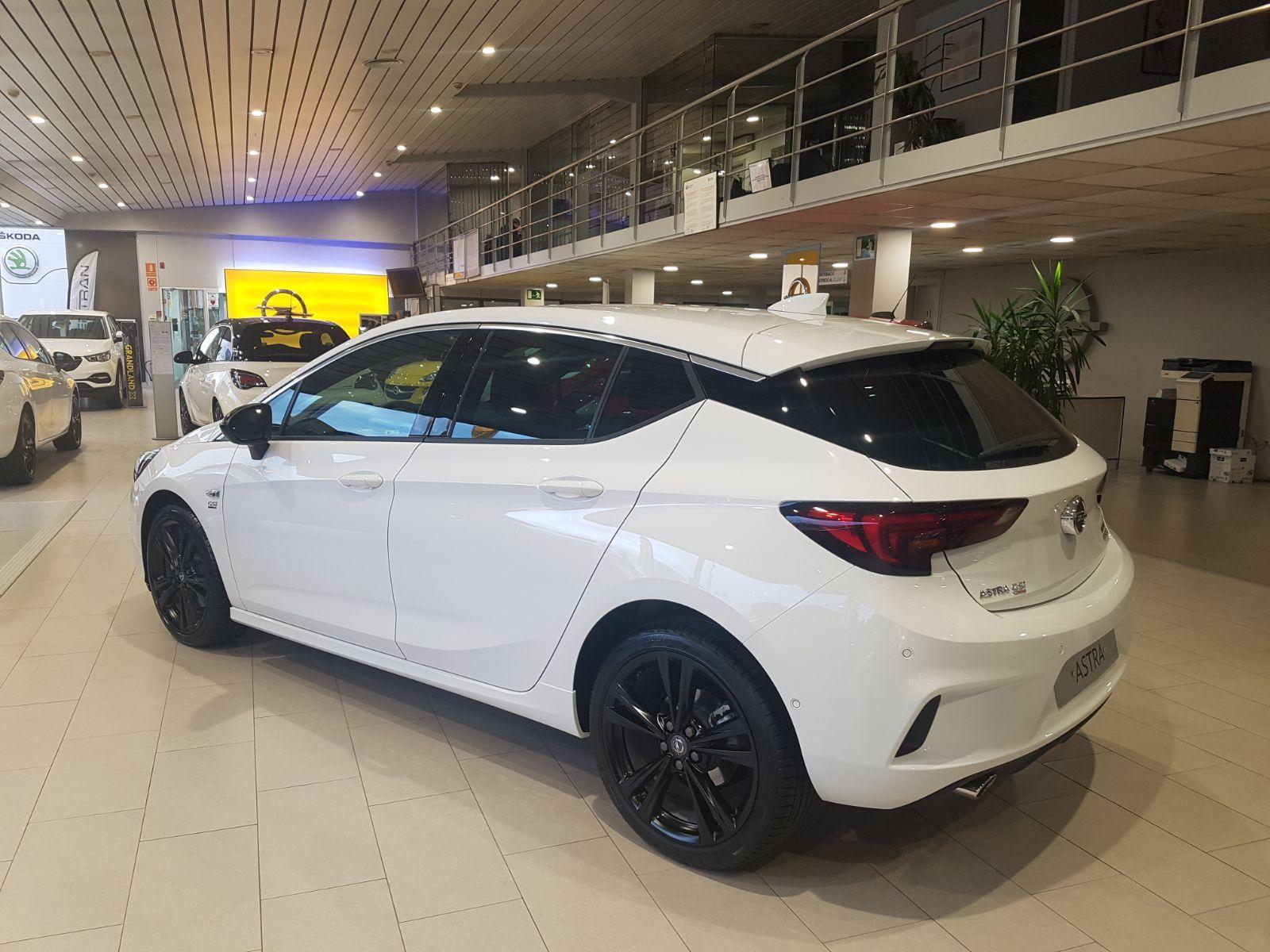 Nuevo Opel Astra GSI