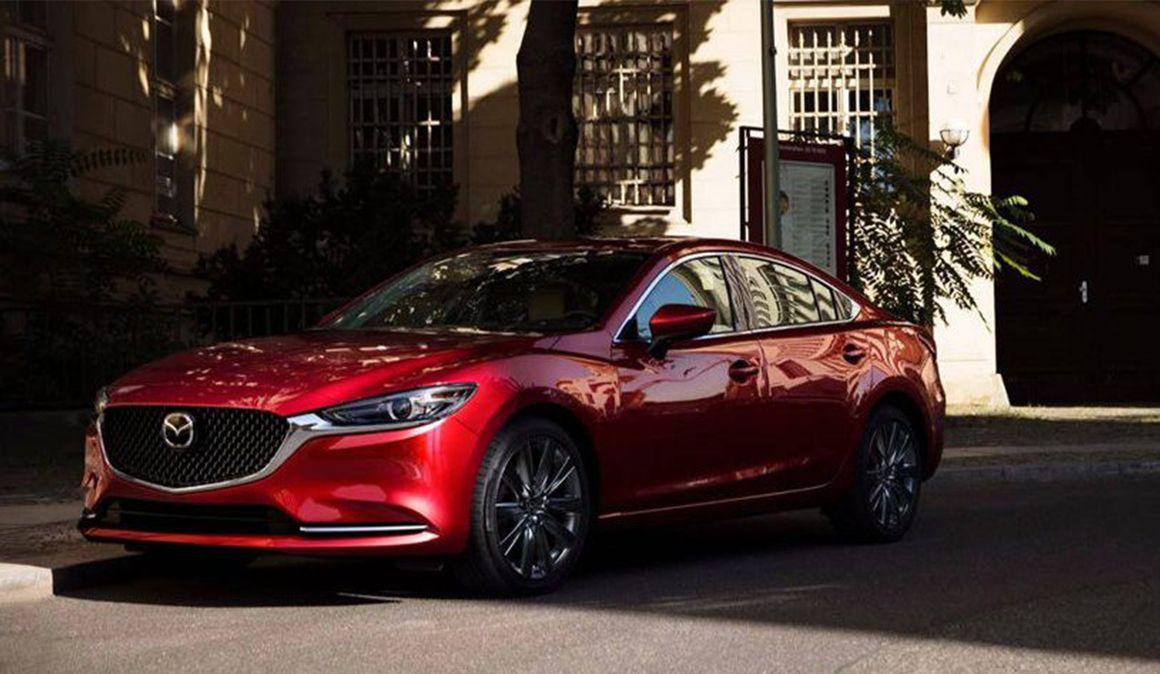 La renovación de Mazda