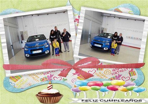 Feliz Cumpleaños Almudena