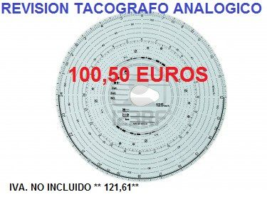 TACOGRAFO ANALOGICO