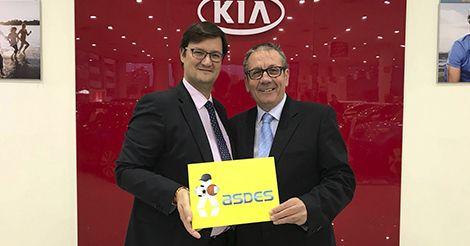 Autosalduba confía un año más en el acuerdo de colaboración con ASDES