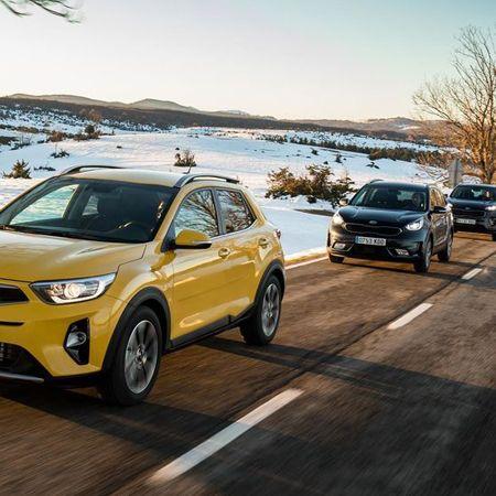 Los SUV aúpan a KIA a cerrar su mejor año en España