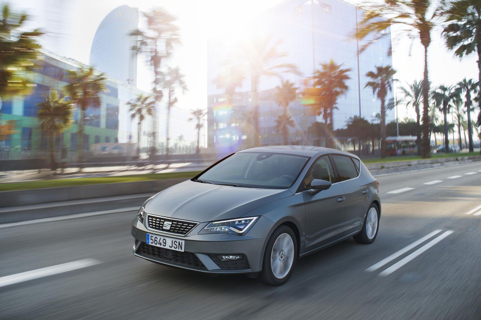 SEAT León híbrido (gasolina+gas natural) por 12.500€ Plan MOVALT, etiqueta ECO y 110 CV