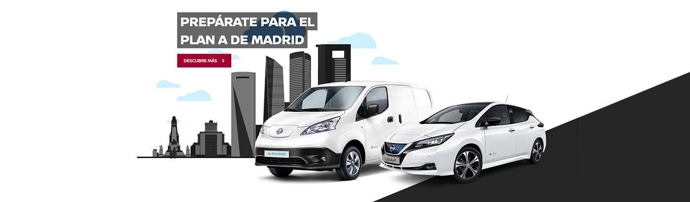PREPÁRATE PARA EL PLAN DE MADRID
