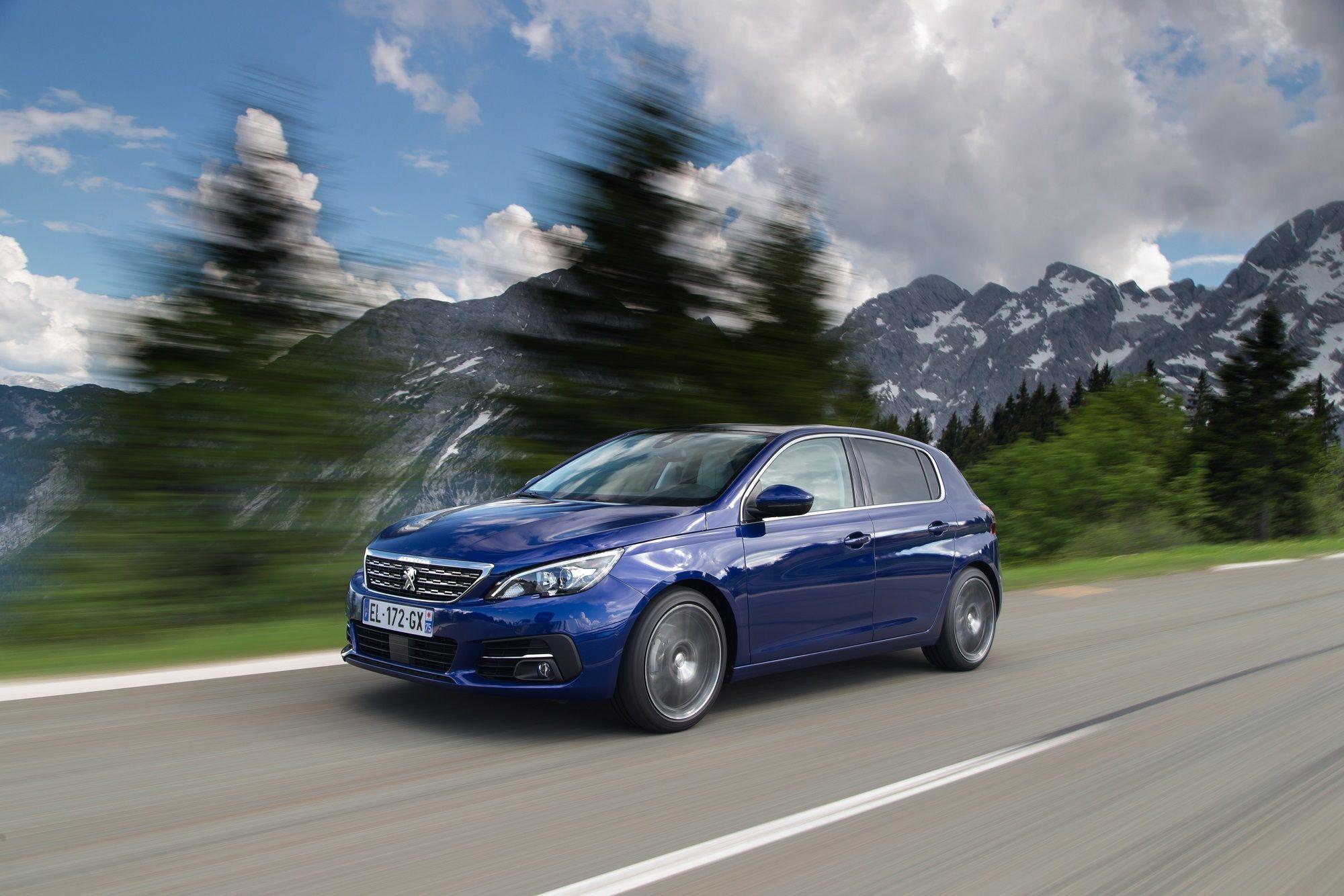 El Nuevo Peugeot 308 apuesta por las prestaciones, el confort y la eficiencia como grandes bazas