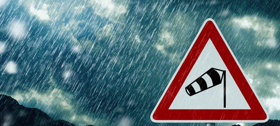 Nueve claves para conducir con viento con seguridad