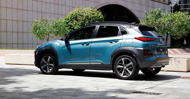 Hyundai KONA, elegancia y tendencia unidas