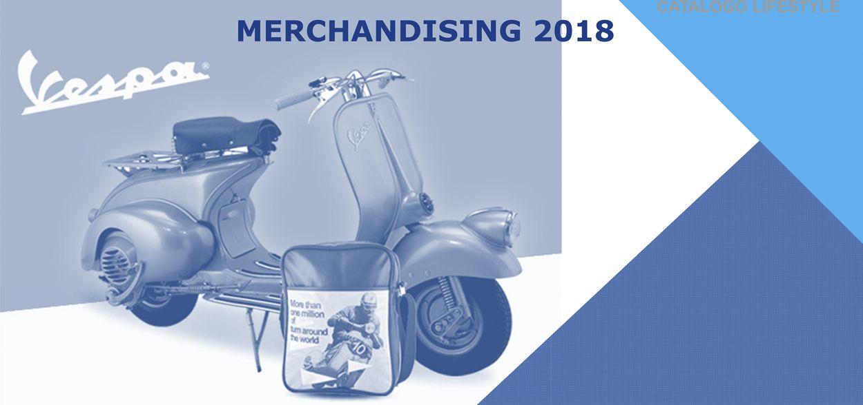 ADELANTO MERCHANDISING VESPA 2018