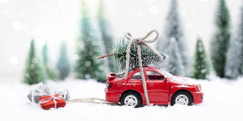 9 consejos para ahorrar dinero en los viajes de Navidad