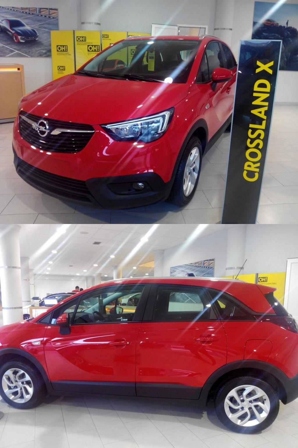 """""""Aprovéchate de los Flechazos de Opel en Febrero"""": Nuevo Opel CROSSLAND ,  presume de Comfort, Conectividad y Seguridad"""