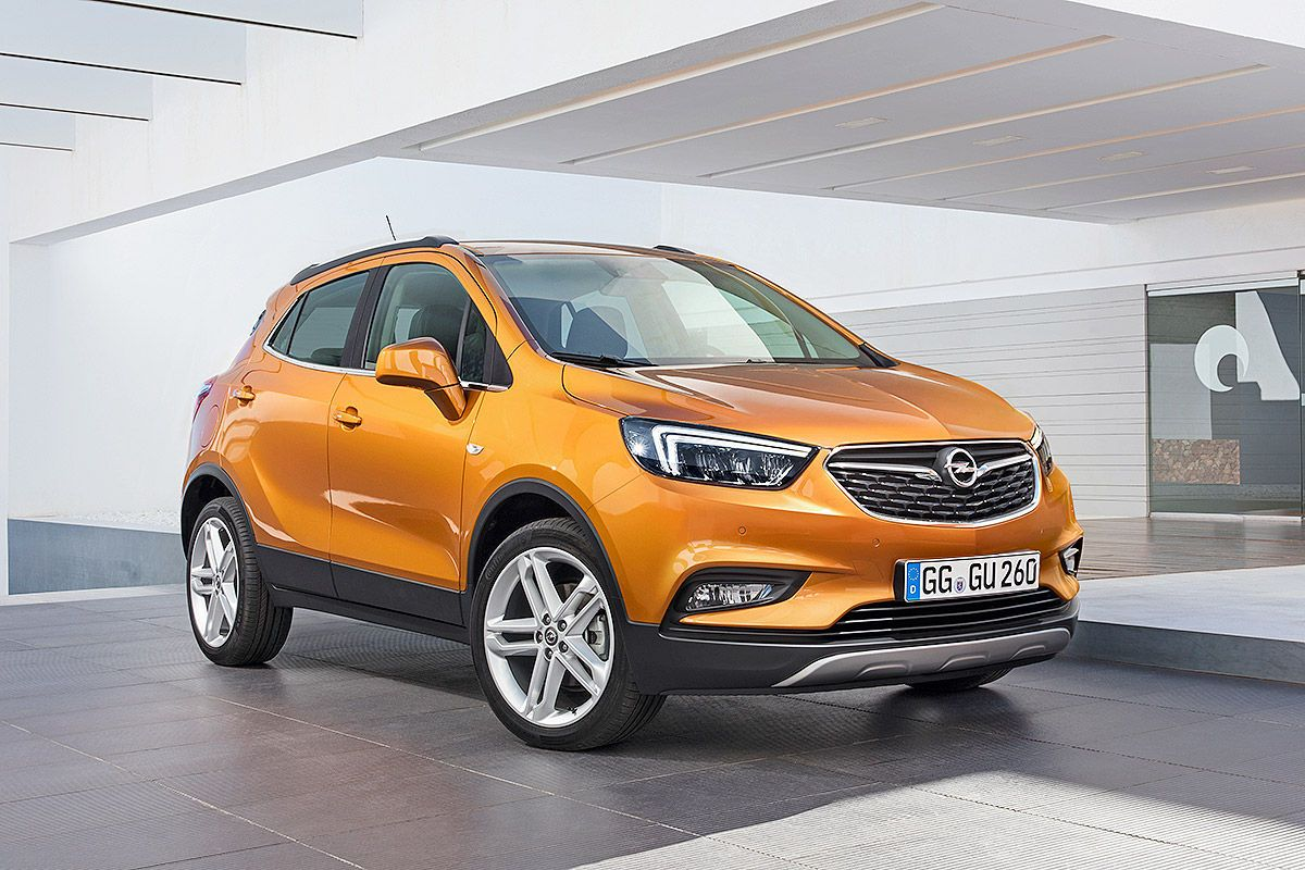 Opel Mokka X, Últimas unidades!
