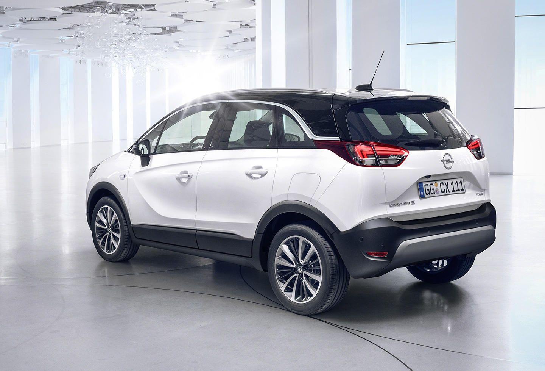Opel Crossland X, Últimas unidades