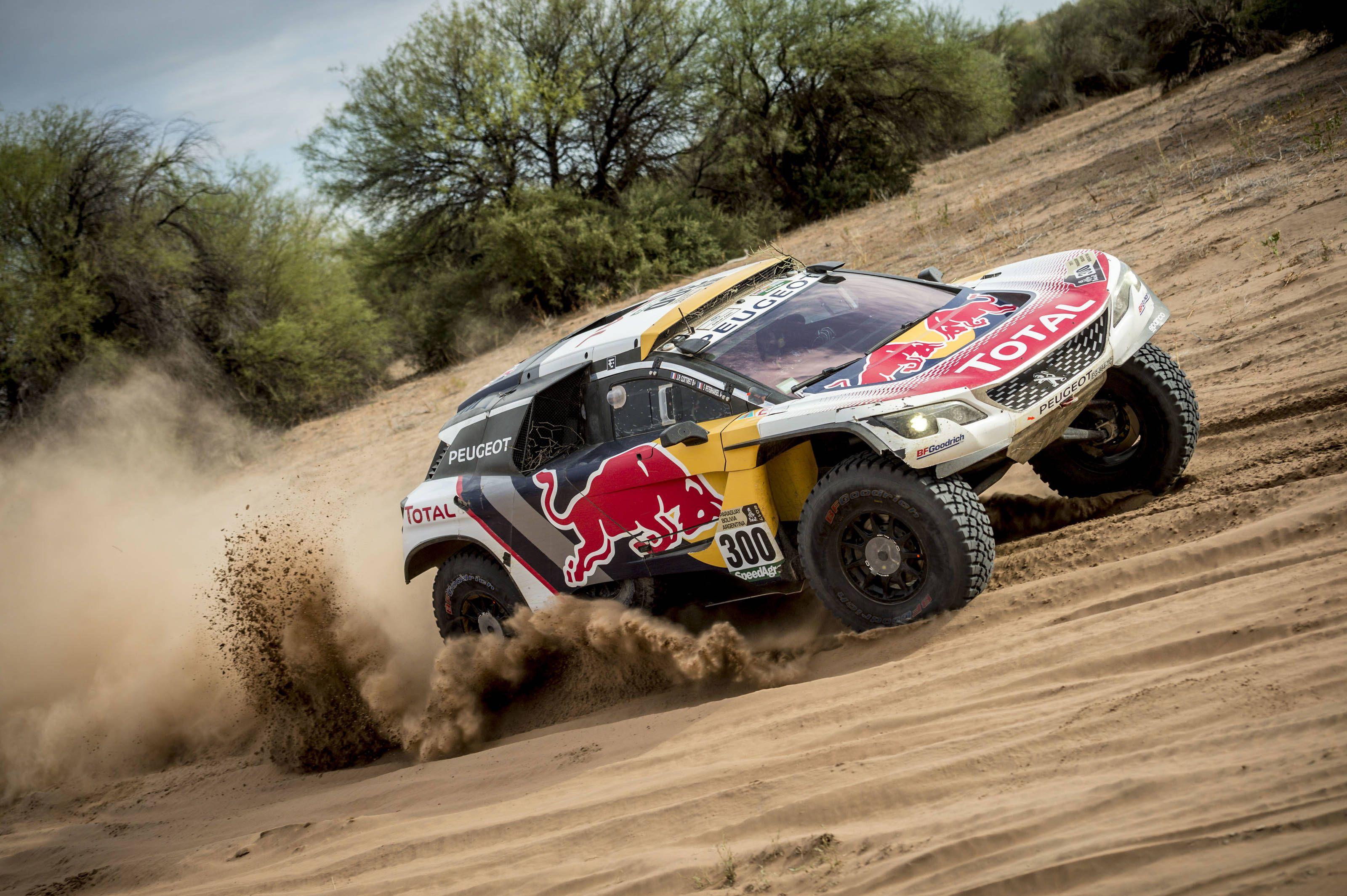 40 años del Dakar y 30 años de Peugeot en el Dakar