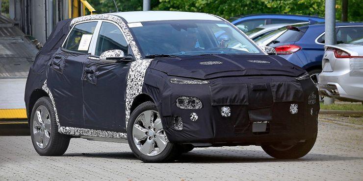 El Hyundai Kona EV podría llegar este verano a nuestro mercado