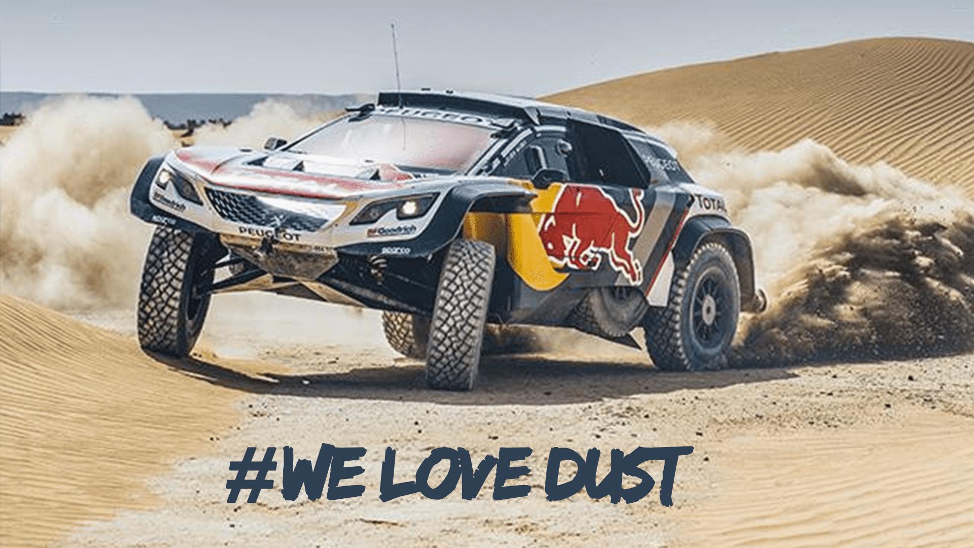 El Peugeot 3008DKR Maxi aspira a revalidar su título en la 40º edición del Rally Dakar