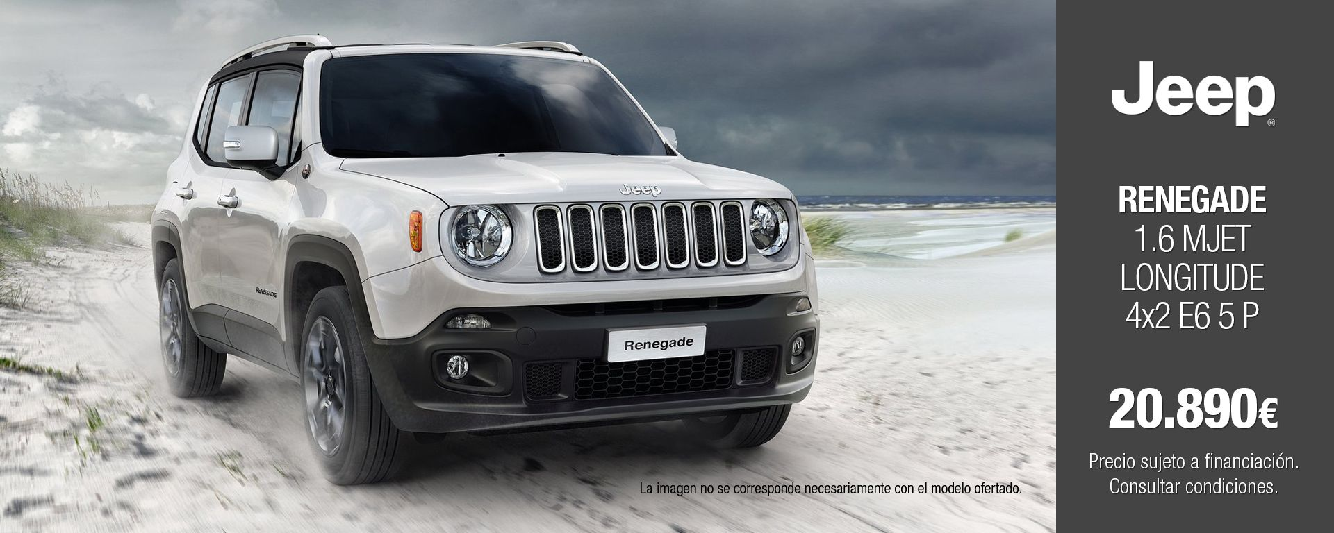 OFERTA JEEP RENEGADE