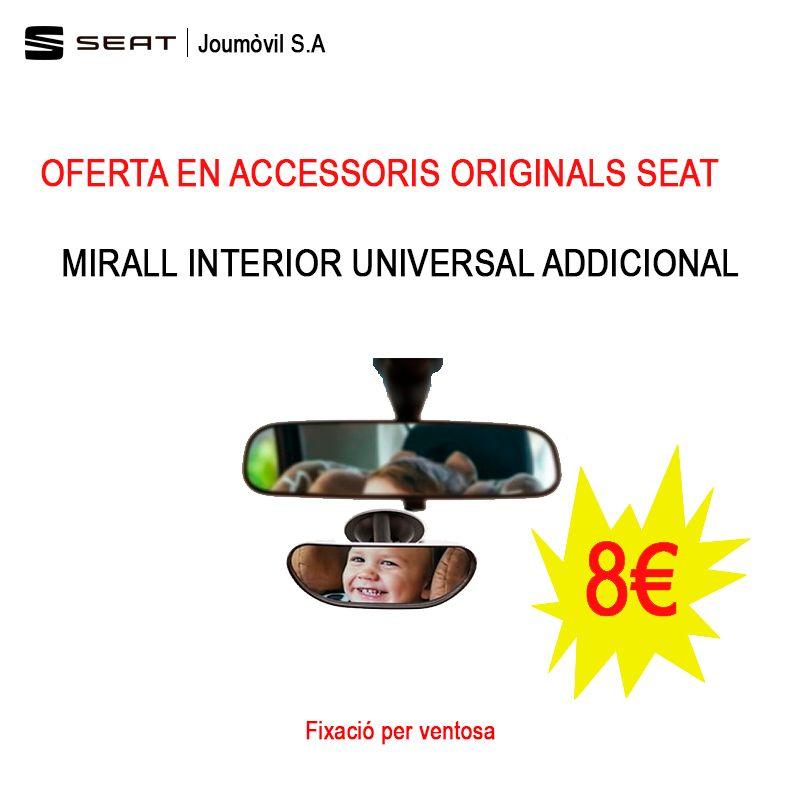 SEAT: OFERTA MIRALL INTERIOR ADDICIONAL