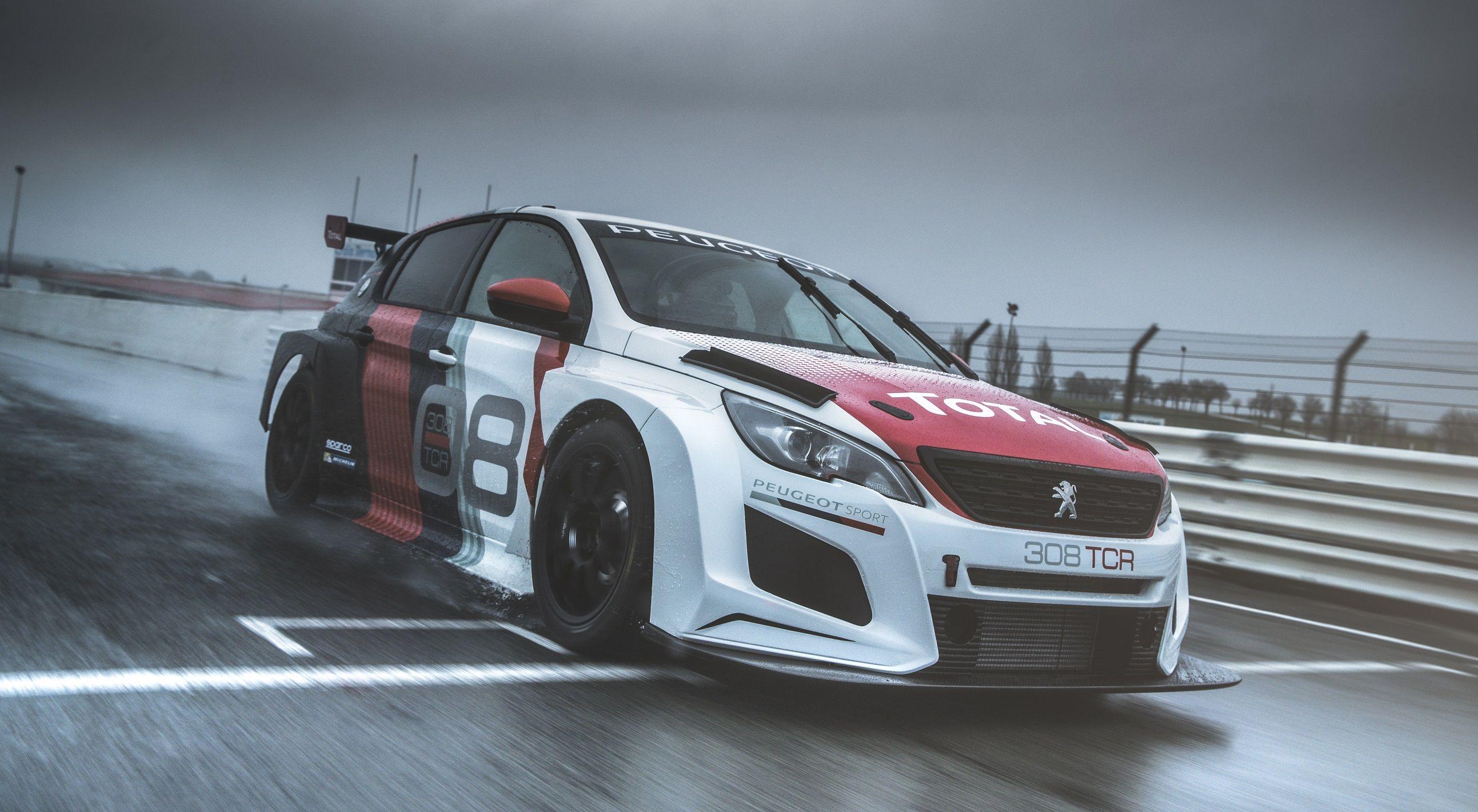 Peugeot 308TCR: Vocación internacional