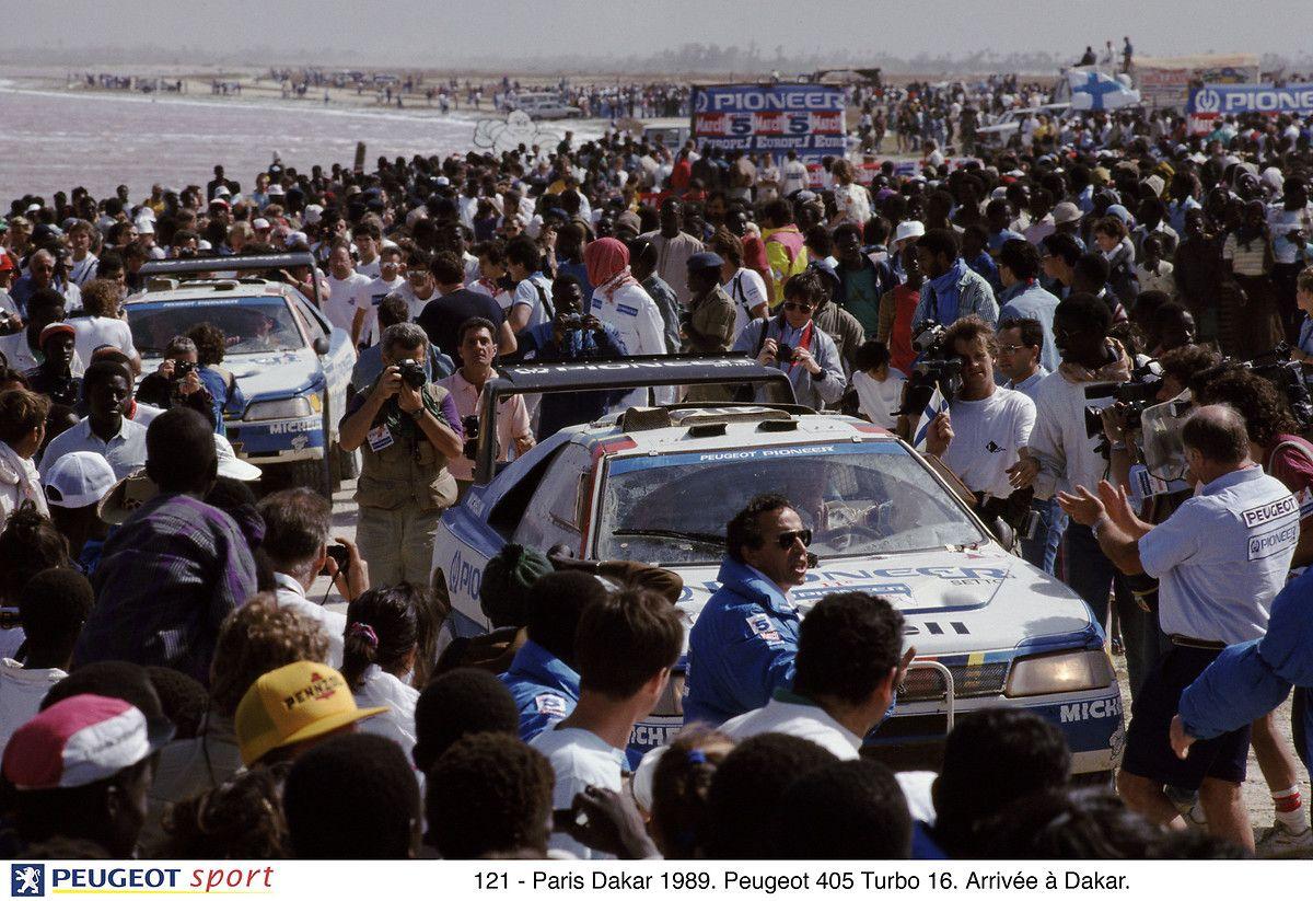 10 anécdotas de la leyenda de Peugeot en el Dakar