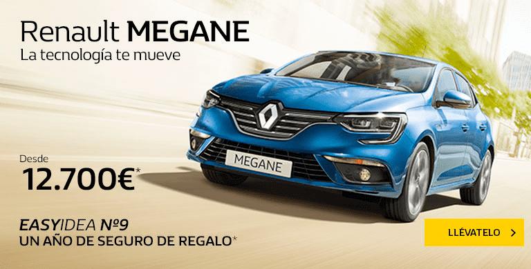 Renault Megane Easyidea nº9