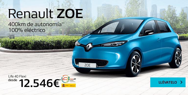 Renault Zoe Life 40 Flexi