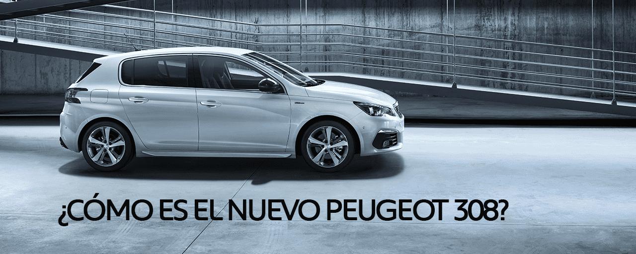 Novedades Peugeot 308