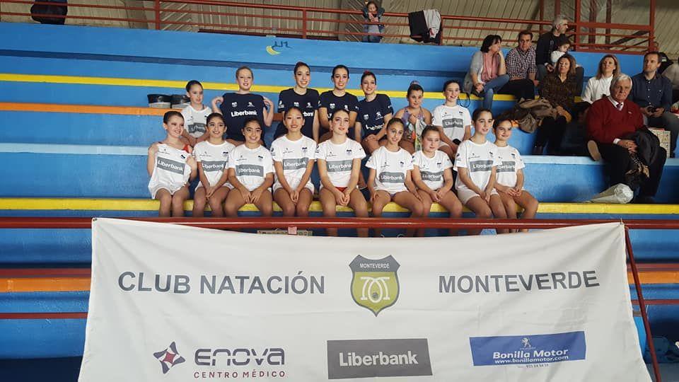 Patrocinador Natación Sincronizada Club Monteverde