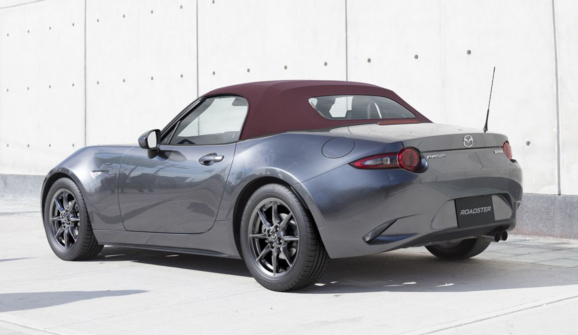 España recibirá los nuevos acabados del Mazda MX-5