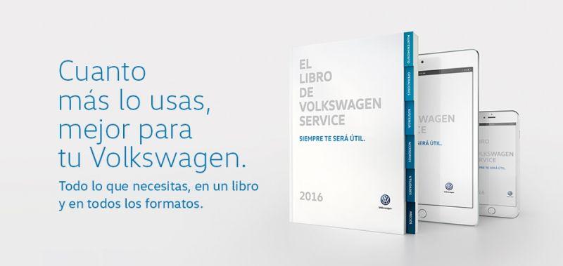 EL LIBRO DE VOLKSWAGEN SERVICE.