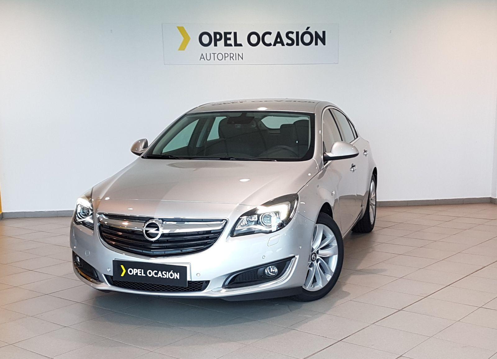 Opel Insignia Excellence por solo 20.900€ en Autoprin