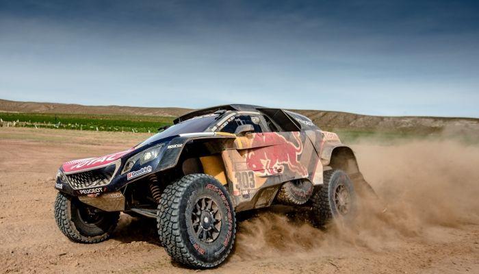 Peugeot completa la etapa maratón con un nuevo doblete y se mantiene líder del Dakar