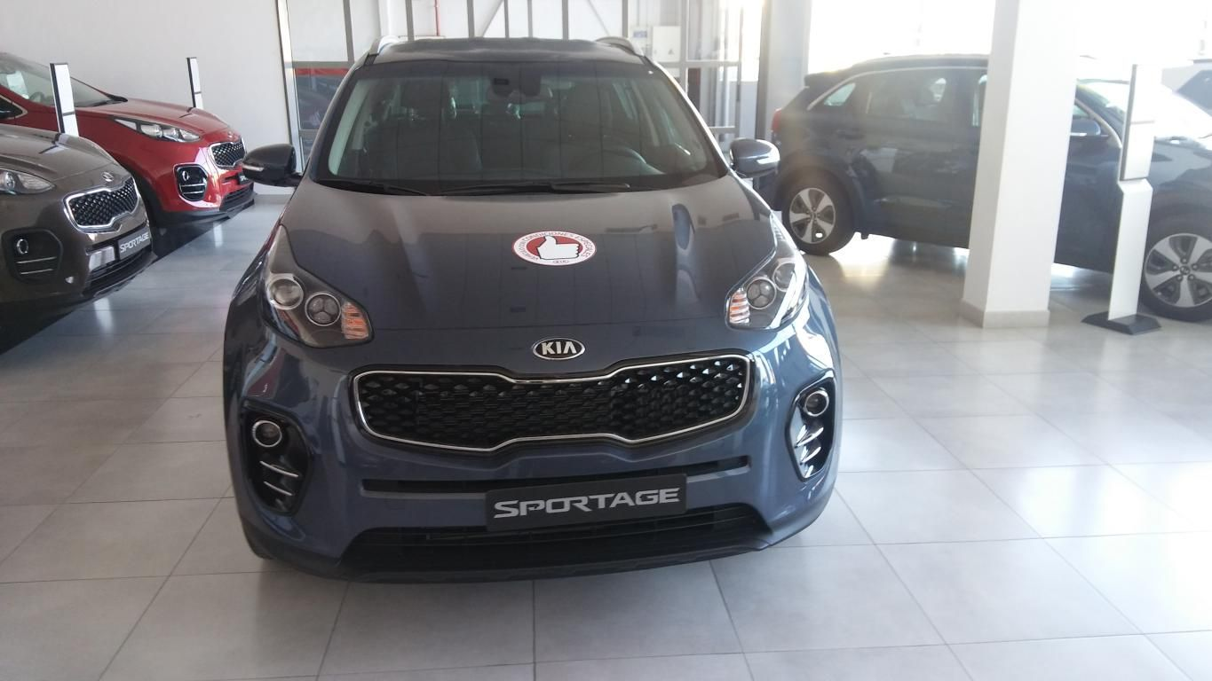SPORTAGE 1.7CRDI 115CV X-TECH 4X2 PLANET BLUE