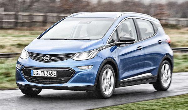 El coche eléctrico de Opel, AMPERA-e, número uno en autonomía