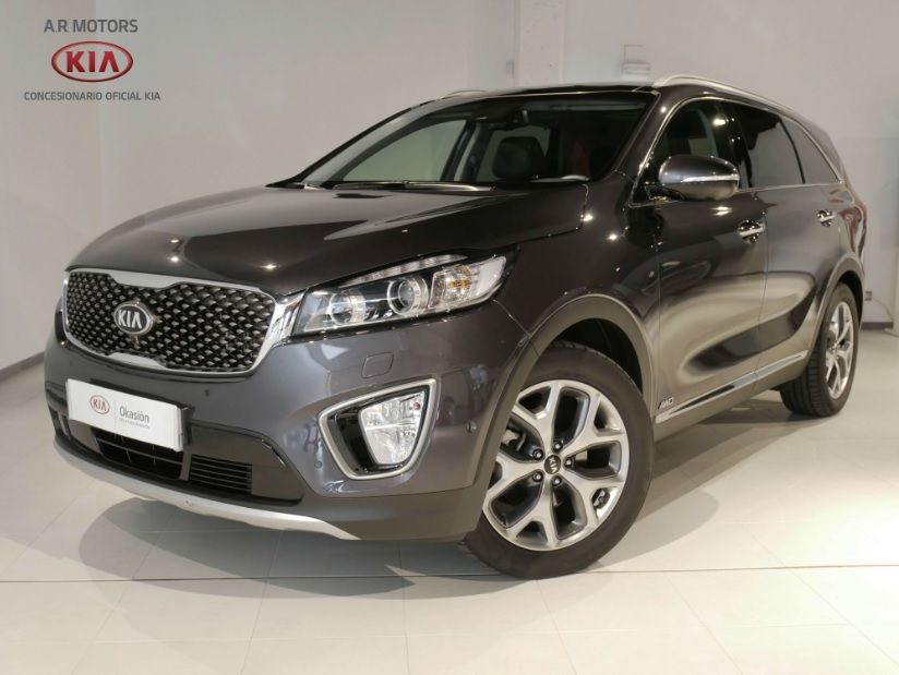 Kia Sorento 2.2 CRDi Emotion Pack Luxury de Gerencia por 38.500€*