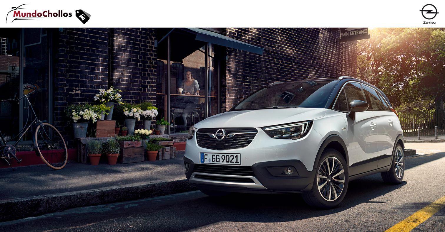 ¡Los Mundochollos llegan a Opel Zavisa!