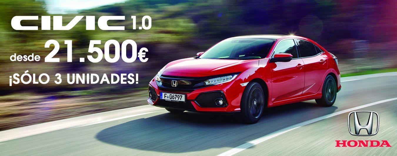 ¡¡¡Súper Oferta Honda Civc 1.0!!!