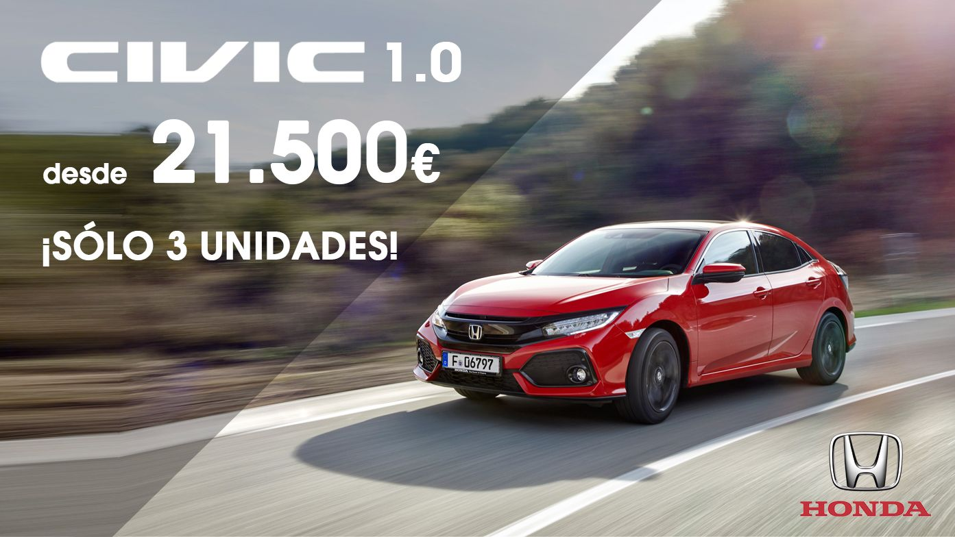¡¡Super Oferta Honda Civic!!
