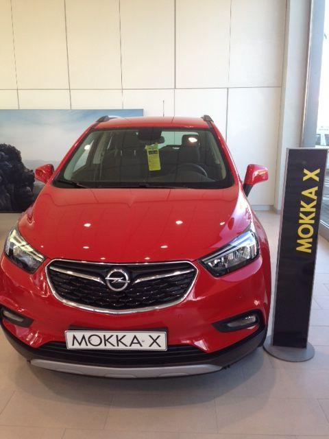 Opel Mokka X selective 1.4 turbo 140cv gasolina KM0 POR 17900€*