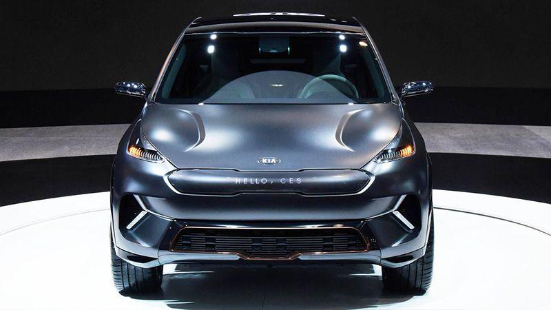 La nueva promesa: Kia Niro EV Concept