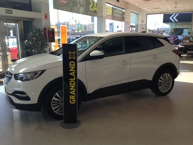 Nuevo Opel Grandland X Excellence 1.6 120cv diesel por 23600€*