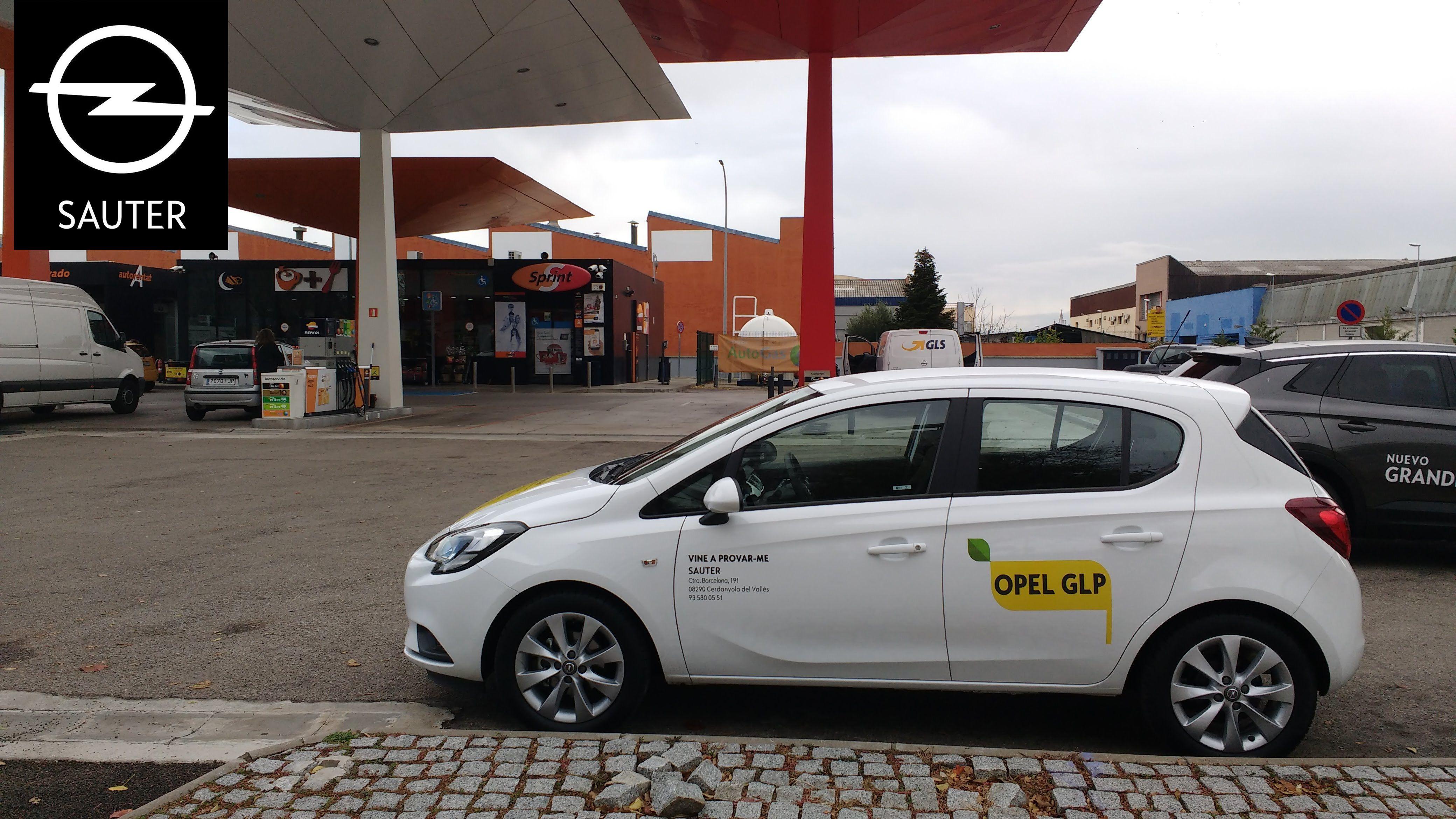 Opel Corsa GLP: prova el motor més eficient