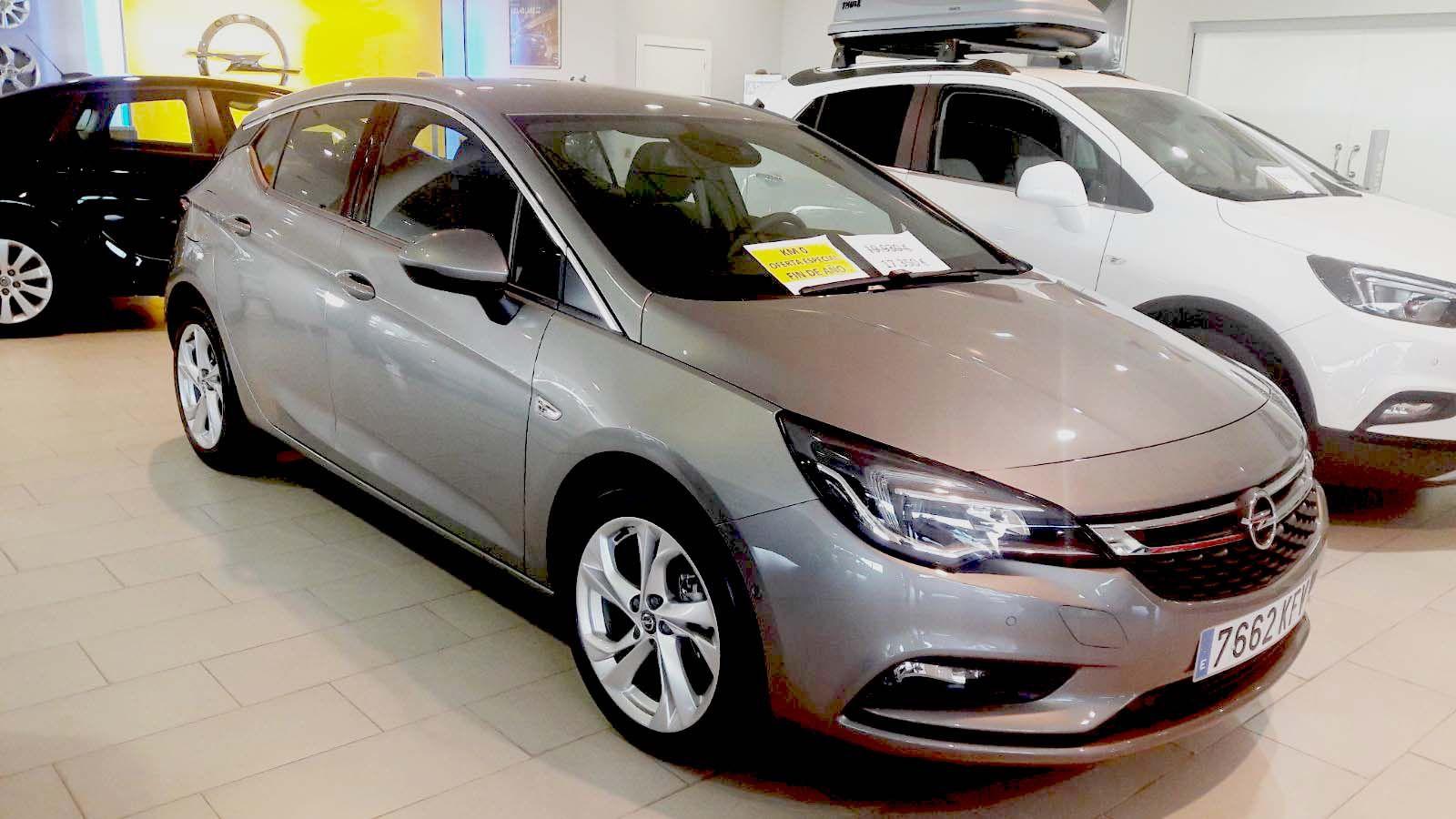¡Llévate este Opel Astra por solo 175€ al mes!