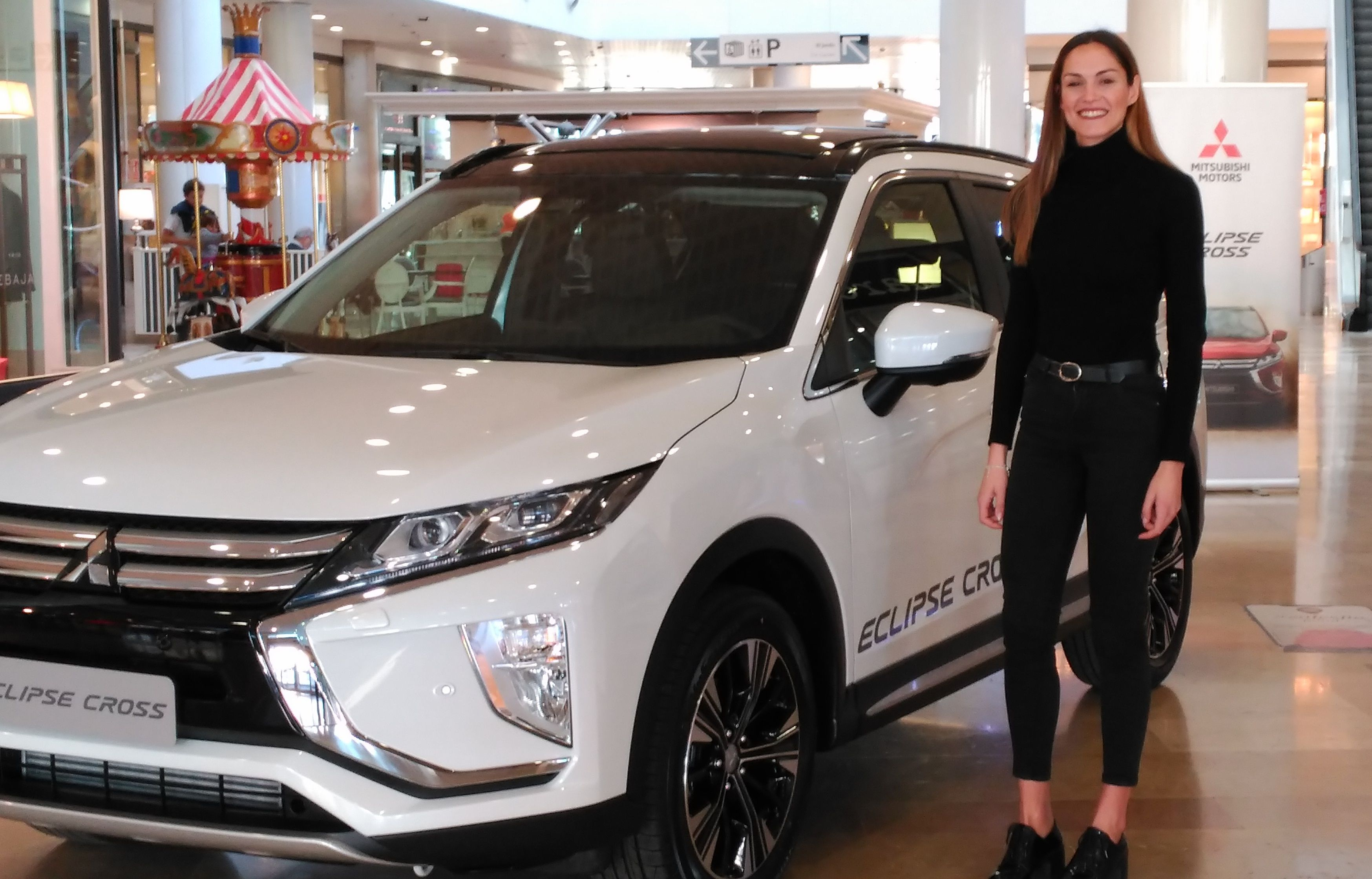 NUEVO ECLIPSE CROSS EN C.C MORALEJA-GREEN