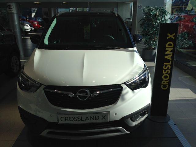 Nuevo Opel Crossland X Excellence diesel 99cv. por 17300€*