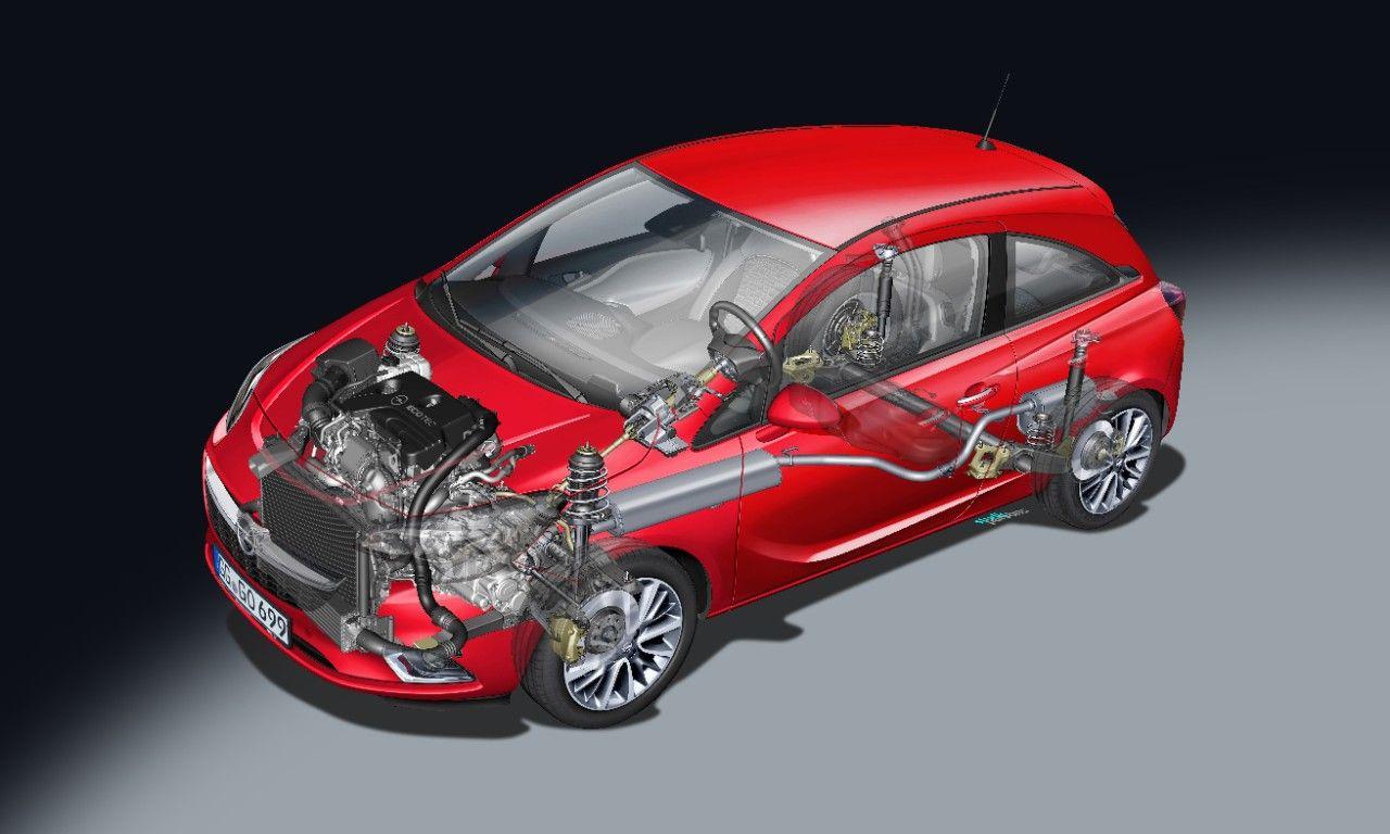 Manten el motor de tu Opel en las mejores condiciones