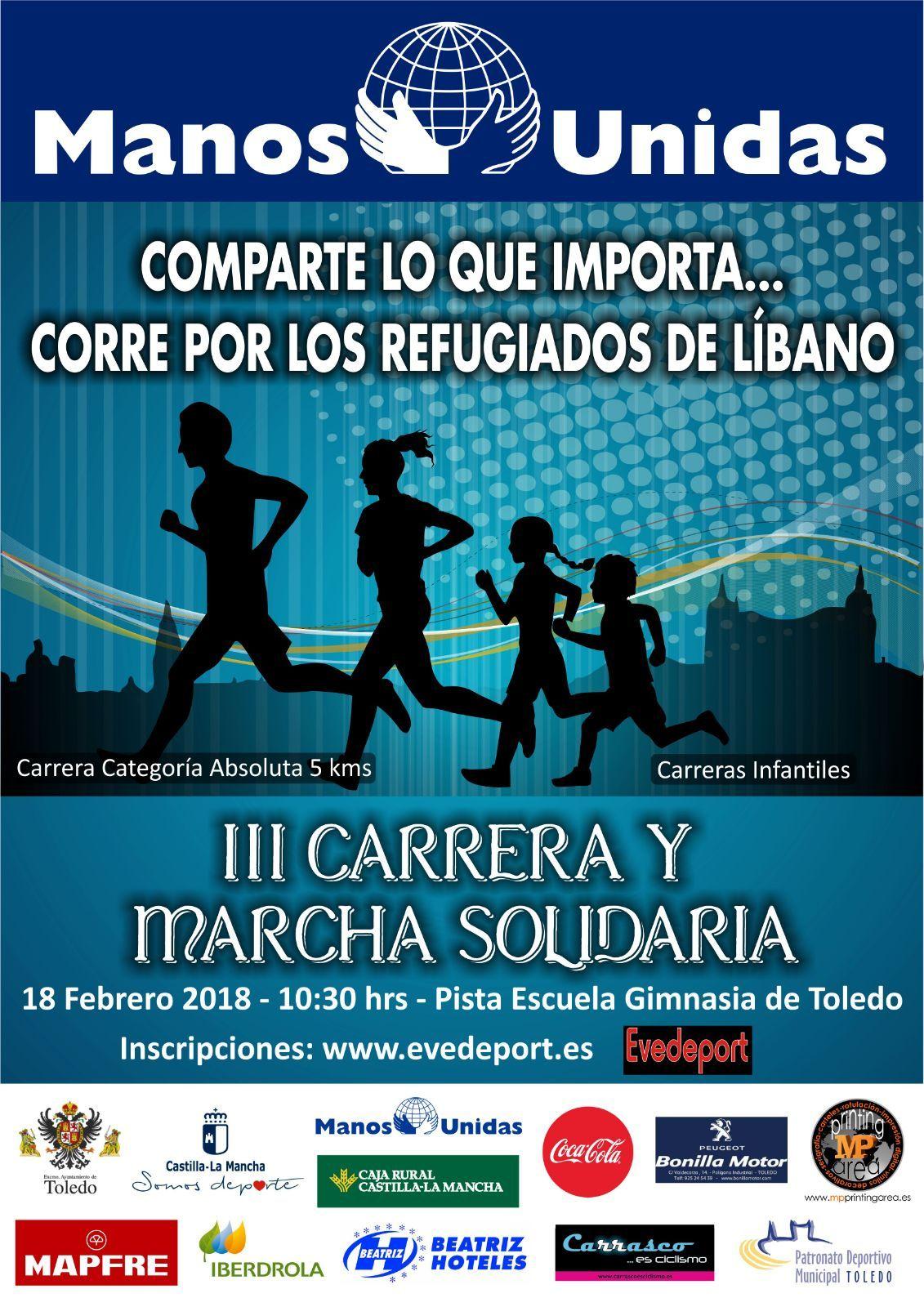 Manos Unidas, Carrera Solidaria