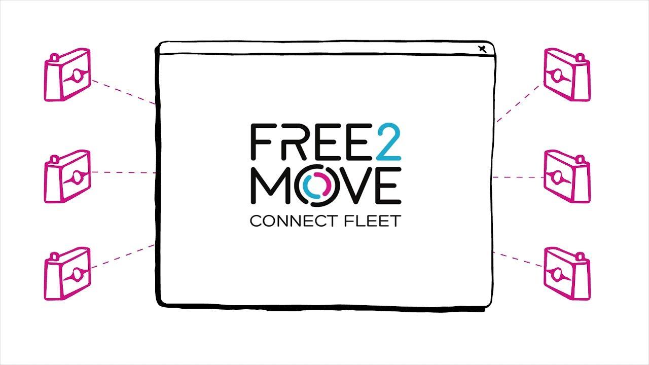 Gestiona tus vehículos de empresa con Salinas Car Connect Fleet